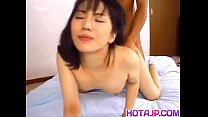 Japanese AV Model is fucked in vagina