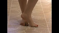 Foot Fetish - Sexy feet stroking one another pornhub video