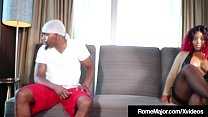 Black Porn Banging With BBC Rome Major & Thick Red! - 9Club.Top