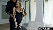 BLACKED Petite Blonde Shawna Lenee Screams On H... Thumbnail