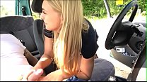 Outdoor Sex In Th Car, Poeple Are Watching Us - bitches rating cock thumbnail