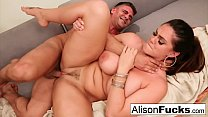 Threesome Of Sexual Energy And Lots Of Fucking With Alison Tyler