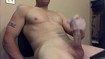 Big Cock Masturbation Until Cum