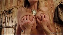 The Biggest Tits In The Wild West With Kelly Ma... thumb