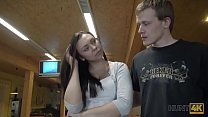 HUNT4K. Sex in a bowling place - I've got strike! - download porn videos
