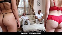 DaughterSwap - Hot Sluts Caught And Fucked For Taking Nudes Preview