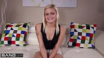 Tiny Teen Madison Hart Gets A Creampie In Her B...