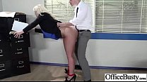 (julie cash) Busty Hot Girl Hardcore Bang In Office movie-21