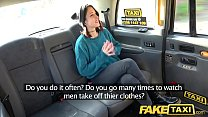 Fake Taxi Slim  Minx Tight Pussy Stretched As  y Stretched As She Gets Naughty And Naked