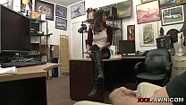 Felicity Feline in XXX Pawn gets fucked by pawn shop owner - 9Club.Top