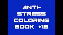Anti-Stress Coloring Book   18
