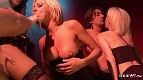 Rough Anal Sex For 5 Hot Teens At Sex Party In