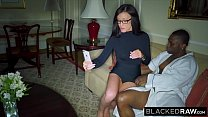 Blackedraw girlfriend fucksthe biggest bbc in the world 7