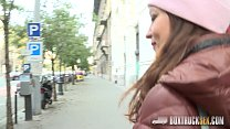 Amazing Roxy Dee aroused with a vibrator moans quitely [트럭섹스 box truck]