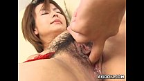 Fencenet stockings brunette getting fucked doggystyle with ease so good - download porn videos