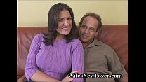 Wife Shows Wimpy Hubby Her New Lover