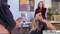 (julia olivia) Office Girl Get Seduced And Naild Hard Style clip-22