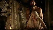 Game Of Thrones | Emilia Clarke Fucked from Beh... thumb