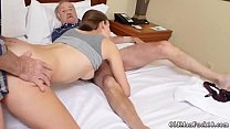 Old couple threesome and swingers party first t... Thumbnail