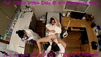 Big Tit Nerd Donna Leigh Gets Gyno Exam As Part Of Her University Physical From Doctor Tampa @ GirlsGoneGyno.com