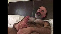 Hairy Uncut Daddies #1