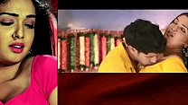 Amrapali dubey hot navel kissing smooching.MP4 thumbnail