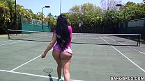 Tennis MILF with Big Booty thumbnail