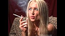 Diana Doll - Smoking Fetish at Dragginladies