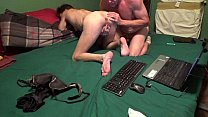 Screenshot Husband Fing ers Wife and Licks Clit