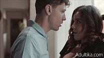 Mom Teaches Son To Seduce New Rich MILF Widow - Natasha Nice