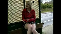 Crazy flashing uk babe Shay Hendrix nude in public and masturbating outdoors