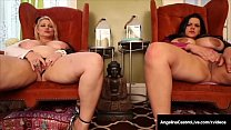 BBWs Angelina Castro & Samantha 38G Have Huge Ass Boobs!'s Thumb