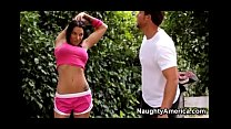 Juelz Ventura Jogging Fuck pornhub video