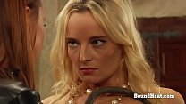 The Education of Erica: Two Beautiful Lesbian S...
