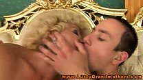 Amateur mature grandmother being fucked Vorschaubild