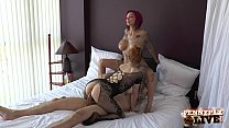 BTS 3Some Anna Belle Peaks, Penny Pax & Alex Le... - download porn videos