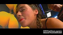 Amateur slut gangbang11 Widescreen TSO[4]