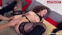BITCHES ABROAD - #Sofia Curly #Lutro - Big Ass Russian MILF Tourist Hardcore Affair In Prague