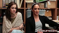 Mother And Daughter Felt Up By Store Detective preview image