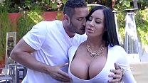 Porn outdoor with beautiful curvy lady and her ... thumb