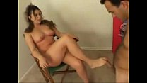 MILF footjob and handjob