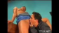 Schoolgirl with a large ass rides teacher's shlong with passion