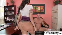 Sexy Worker Girl (lela star) With Big Melon Tits In Sex Office Act clip-24