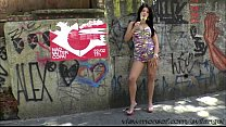 Brazilian teen Britney in no nonsense butt centric sex with her bf - 9Club.Top