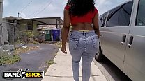 BANGBROS - Diamond Monroe Gets Her Black Big Ass Fucked In The Pool thumbnail