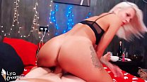 Babe Blowjob Big Cock Lover and Rough Sex and shot it on Сamera صورة
