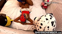6990 Face Down Ass Up BBC Fucking Big Butt Slim Black Babe Young Pussy Hardcore , Prone Drilling Hottie Msnovember Coochie , Fucked From Behind , Curvy Hips Slammed By Old Man  POV Sex HD Sheisnovember preview