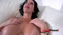 Busty Milf Veronica Avluv fucked balls deep until she squirts all over GP321