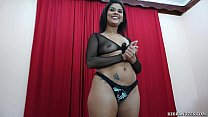 Ballbusting Audition with Juju Rangel