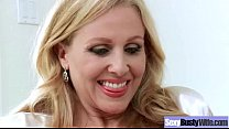 Superb Wife (julia ann) With Big Tits Like Intercorse video-19
